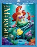 The little mermaid [Blu-ray]