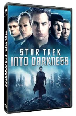 Star Trek [DVD] : Into Darkness