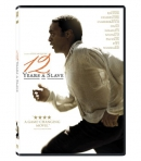 12 Years A Slave [DVD]