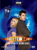 Doctor Who [DVD]. Season 2