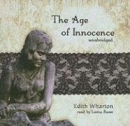 The age of innocence [CD book]