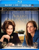 August [Blu-ray] : Osage County