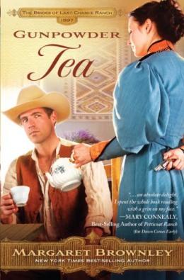 Gunpowder Tea [large Print]