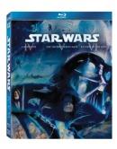 Star wars trilogy [Blu-ray]. IV, V and VI