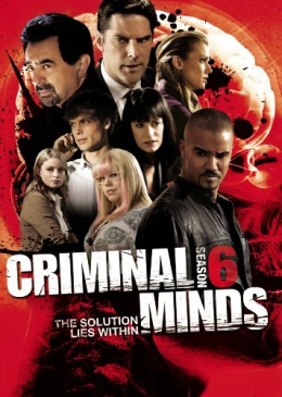Criminal Minds [DVD]. Season 6