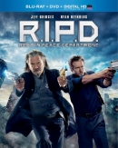 R.I.P.D. [Blu-ray] : Rest In Peace Department