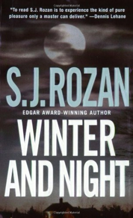 Winter And Night [large Print]