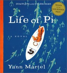 Life Of Pi [CD Book] : A Novel