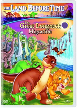 The Land Before Time [DVD]. 10, The Great Longneck Migration [presented By] Universal Home Entertainment Productions ; Produced And Directed By Charles Grosvenor ; Screenplay By John Loy.