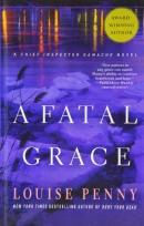 A fatal grace [large print]