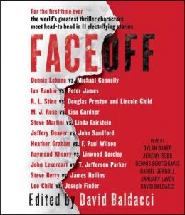 FaceOff [CD Book]