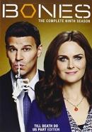 Bones [DVD]. Season 9.