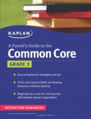 A parent's guide to the Common Core. Grade 3