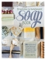 The Natural & Handmade Soap Book : 20 Delightful And Delicate Soap Recipes For Bath, Kids And Home