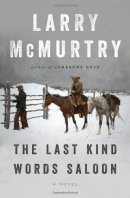 The last kind words saloon [Playaway] : a novel