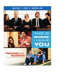 This is where I leave you [Blu-ray]