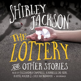 The Lottery, And Other Stories [CD Book]
