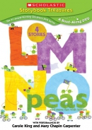 Storybook treasures [DVD]. LMNO peas : and more fun with letters