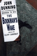 The bookman's wake : a mystery with Cliff Janeway
