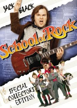 The School Of Rock [DVD]