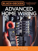Advanced home wiring : DC circuits, transfer switches, panel upgrades, circuit maps, more