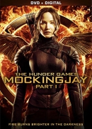The hunger games [DVD]. Mockingjay, Part 1