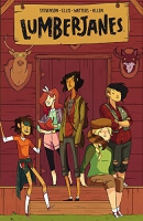 Lumberjanes. Book 1, Beware the kitten holy