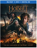The hobbit. [Blu-ray]. The battle of the five armies