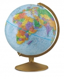 Earth relief globe [learning tool]