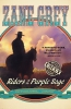 Riders Of The Purple Sage [CD Book] By Zane Grey.