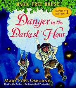 Danger In The Darkest Hour [CD Book]