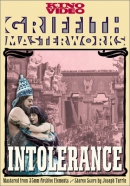 Intolerance [DVD] : a drama of comparisons