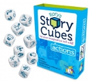 Story cubes. [learning tool] / Actions