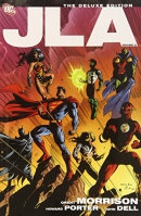 JLA : the deluxe edition. Book 3