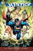 Justice League. Book 6, Injustice league