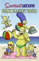 Simpsons comics : beach blanket bongo