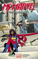Ms. Marvel. Book 2, Generation why