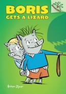 Boris #2: Boris Gets a Lizard