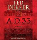 A.D. 33 [CD book] : a novel