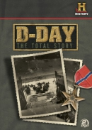 D-Day [DVD] : the total story