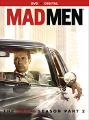 Mad men [DVD]. Season 7, Part 2