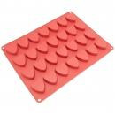 Heart silicone mold [mold]