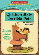 Storybook treasures [DVD]. Children make terrible pets : --and more stories about family