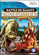 Battle of giants. Dinosaurs strike