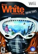 Shaun White snowboarding. Road trip