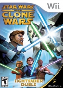 Star Wars. The Clone Wars lightsaber duels