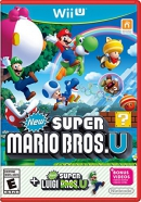 New super Mario Bros. U + New super Luigi U [Wii U]