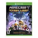 Minecraft. [Xbox 1] / Story mode