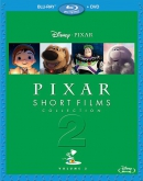 Pixar short films collection. [Blu-ray]. Volume 2