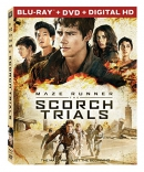 Maze runner. [Blu-ray]. The Scorch trials